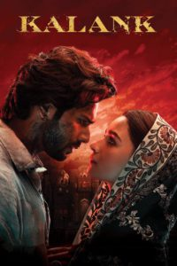 """Poster for the movie """"Kalank"""""""