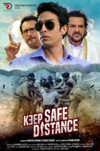 """Poster for the movie """"Keep Safe Distance"""""""