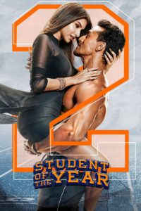 "Poster for the movie ""Student of the Year 2"""
