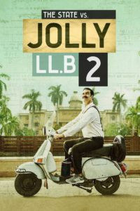 """Poster for the movie """"Jolly LLB 2"""""""