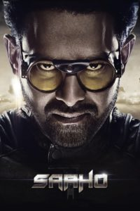 """Poster for the movie """"Saaho"""""""